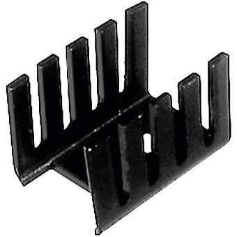 Heat sink 21 C/W (L x W x H) 19.05 x 13.21 x 12.7 mm TO 220 ASSM