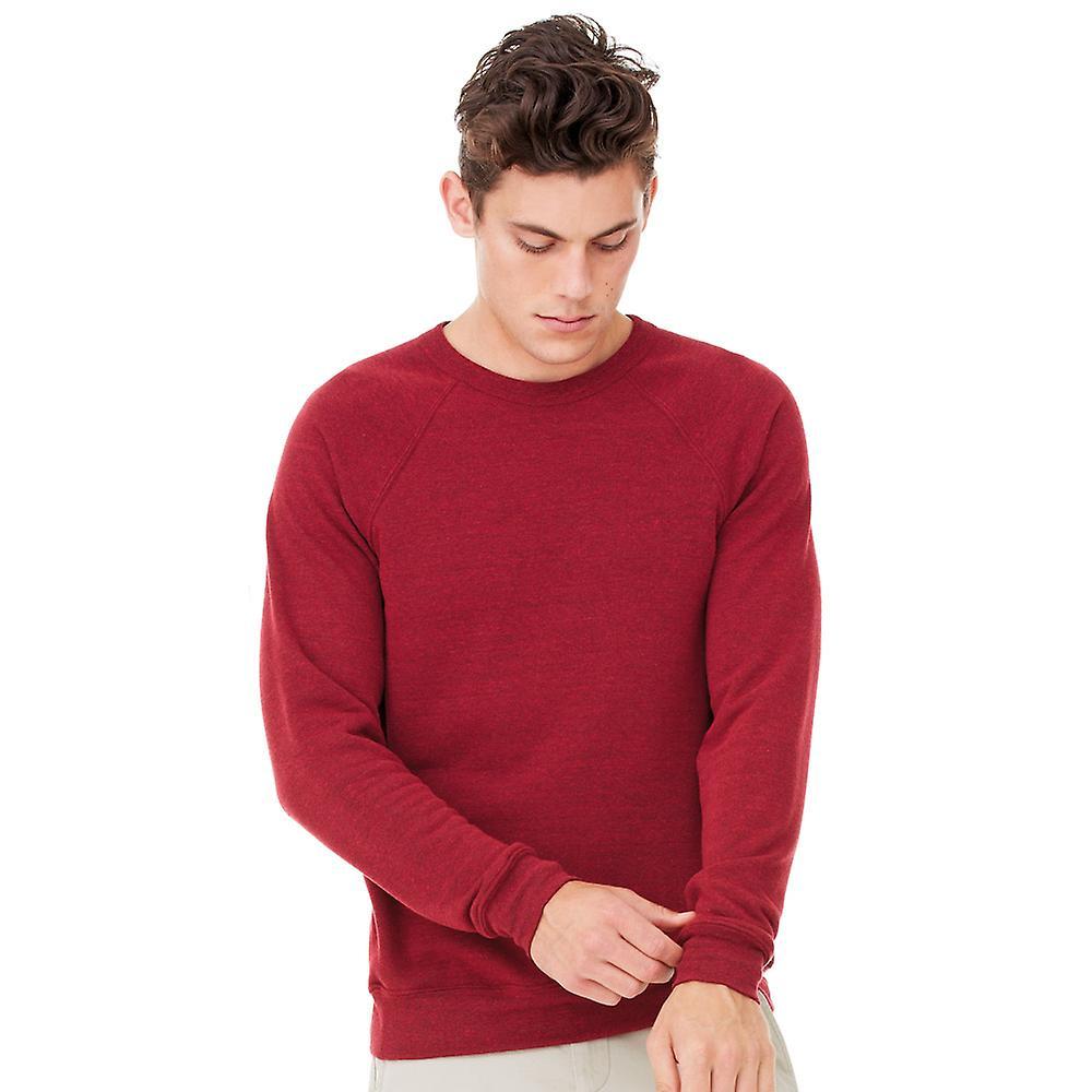 Bella Canvas Unisex Sponge Fleece Crew Neck Sweatshirt