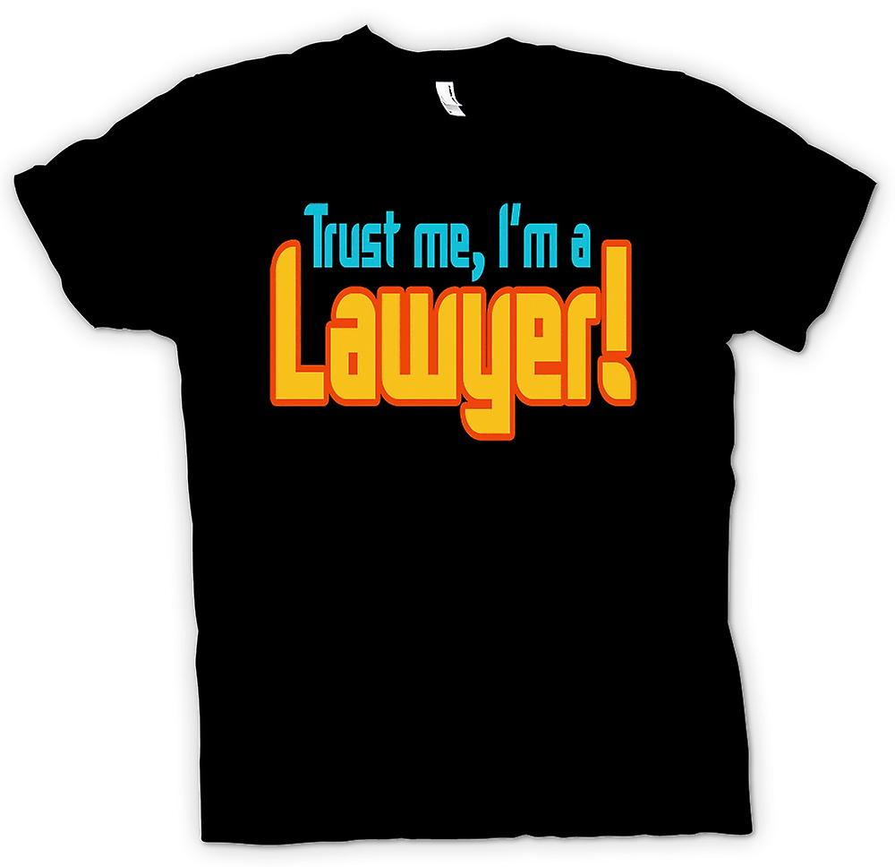 Kids T-shirt - Trust Me, I'm A Lawyer! - Quote