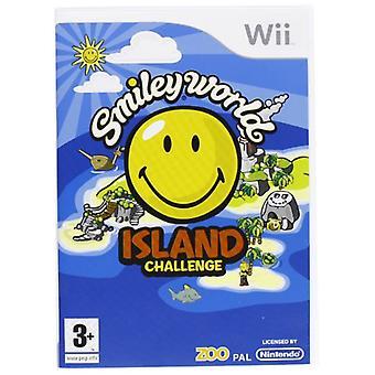 Smiley World Island uitdaging (Wii)