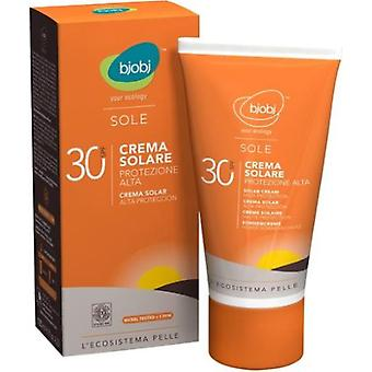 Bjobj Sun Cream SPF 30 125 ml (Cosmetics , Body  , Sun protection)