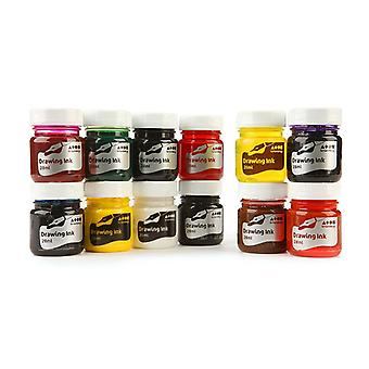 Brian Clegg Drawing Ink Individual Colours 28ml - Orange