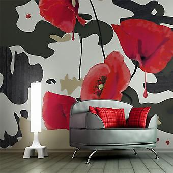 Wellindal Wallpaper The flowers of war (Decoration , Vinyls)
