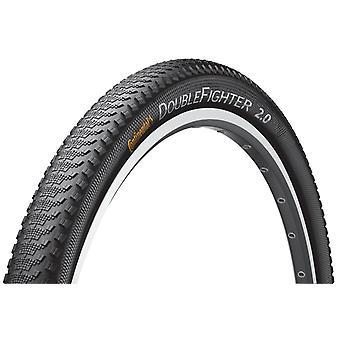 Chasseur de double de pneu de vélo continental III / / toutes les tailles