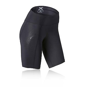 2XU Mid-Rise Women's Compression Shorts - AW19