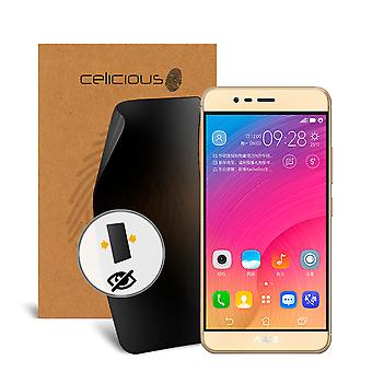Celicious Privacy 2-Way Visual Black Out Screen Protector for Asus Zenfone Pegasus 3
