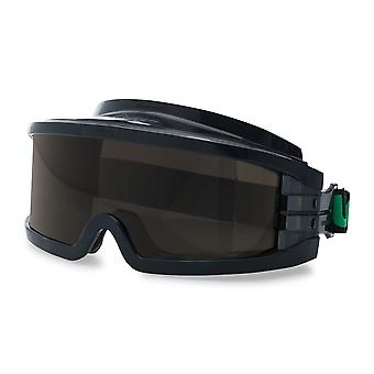 Uvex 9301-145 Shade 5 Welding Goggles Uvex Ultravision. Elasticated Headband