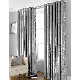 Country Club Bliss Curtains, Grey 46