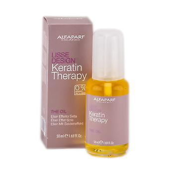 Alfaparf Lisse Design Keratin Therapy Nourishing Oil
