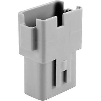 Amphenol AT04 12PA Bullet connector Plug, straight Series (connectors): AT Total number of pins: 12 1 pc(s)