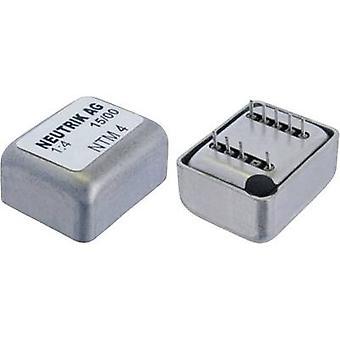 Impedance: 10000 Ω NTM4 Neutrik Content: 1 pc(s)