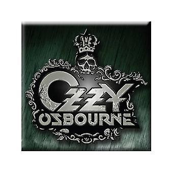 Ozzy Osbourne гребень Холодильник магнит
