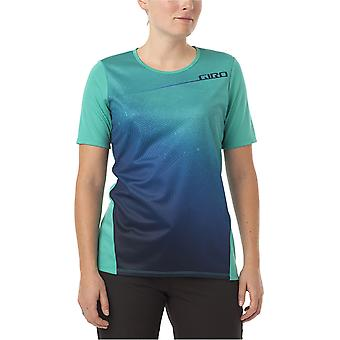 Giro Turquoise Fade 2017 Roust Womens Short Sleeved MTB Jersey