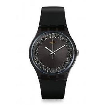 Swatch Darksparkles Armbanduhr (SUOB156)