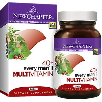 New Chapter Every Man II Tablets 48 Ct