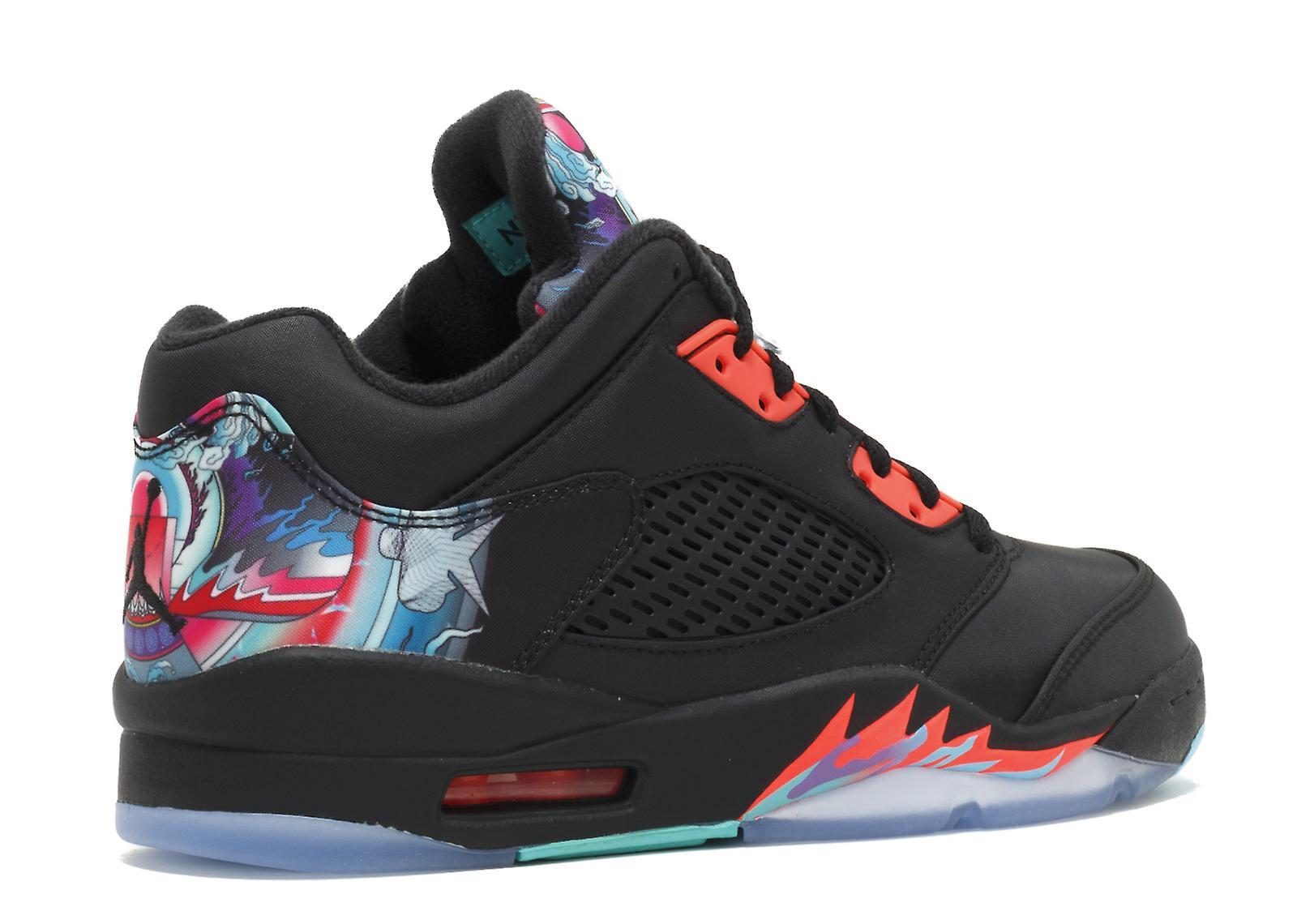 oryginalne buty Data wydania gorący produkt Air Jordan 5 Retro Low Cny 'Chinese New Year' - 840475-060 - Shoes