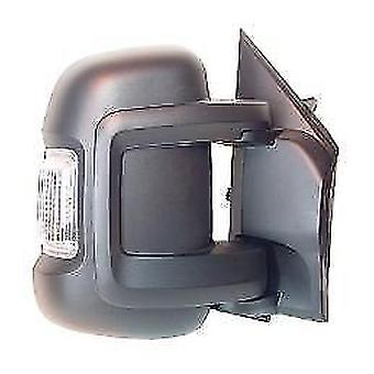 Right Mirror (electric heated 16W indicator) PEUGEOT BOXER Flatbed 2006-2017