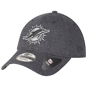 New era 9Forty NFL Cap - JERSEY Miami Dolphins graphite