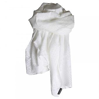 Fraas Women's Silk & Cotton Long Scarf