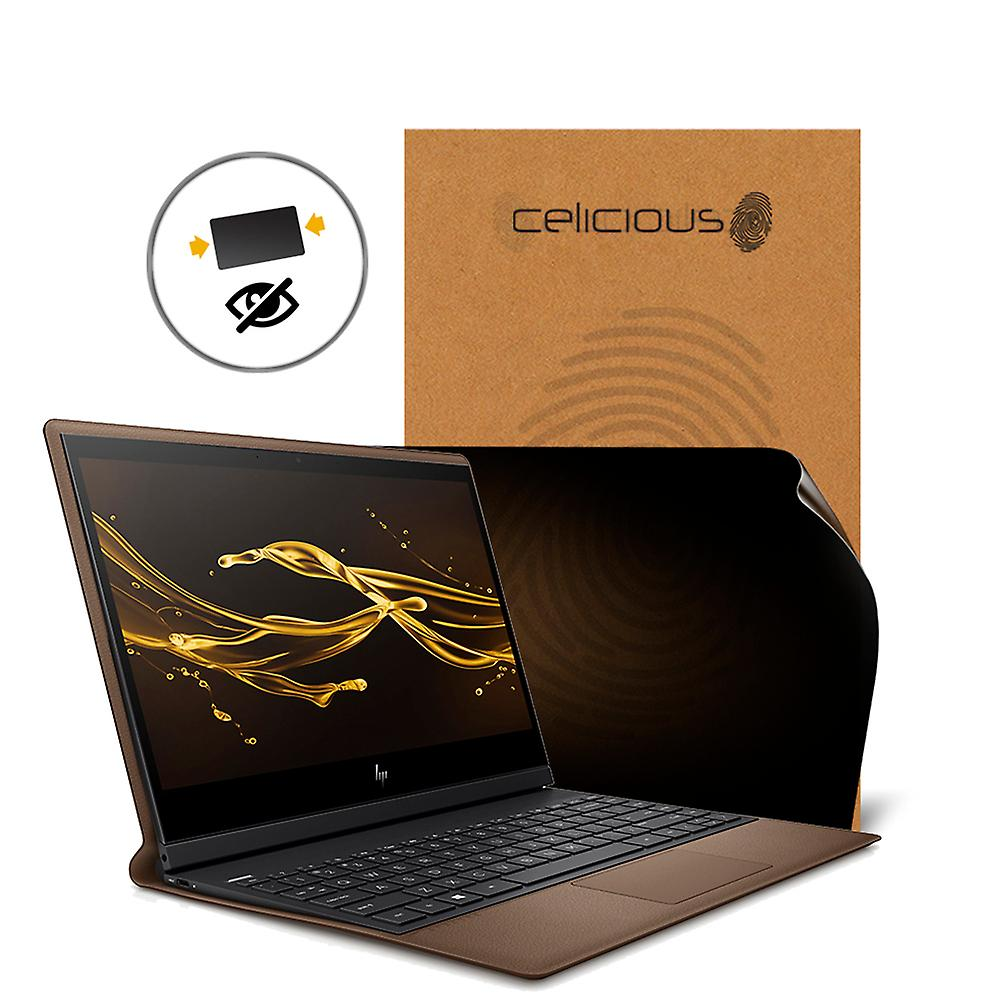Celicious Privacy 2-Way Anti-Spy Filter Screen Prougeector Film Compatible with HP Spectre Folio 13 AK0001NA