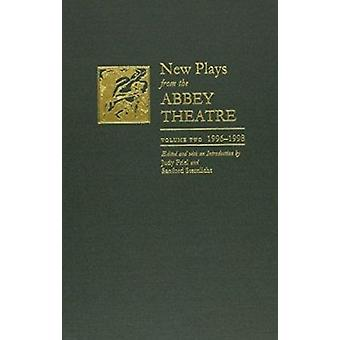 Ny spiller fra Abbey Theatre - v. 2 - 1996 - 1998 af Judy Friel - San