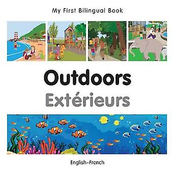My First Bilingual Book  Outdoors  Polishenglish by Milet Publishing