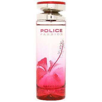 Polizei-Leidenschaft Woman Edt 100 ml
