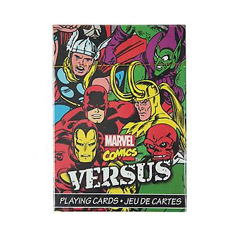 Marvel Comics Versus Playing CardsMulticoloured