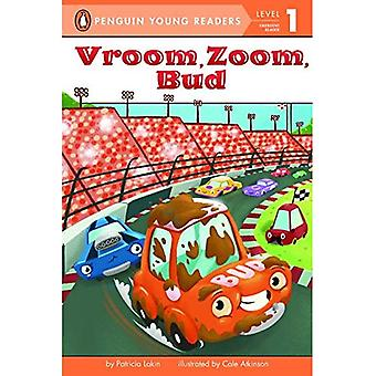 Vroom, Zoom, Bud (Penguin Young Readers: Level 1)