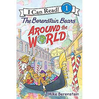 The Berenstain Bears Around the World (I Can Read!: Level 1)