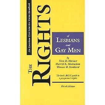 Los derechos de lesbianas y gays: Guía básica de Aclu derechos de una persona Gay (una americana libertades...