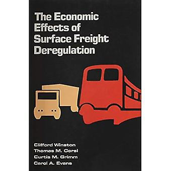 The Economic Effect of Surface Freight Deregulation