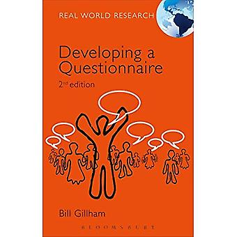 Developing a Questionnaire (Real World Research)