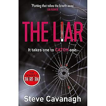 The Liar: Eddie Flynn Book 3 - Eddie Flynn