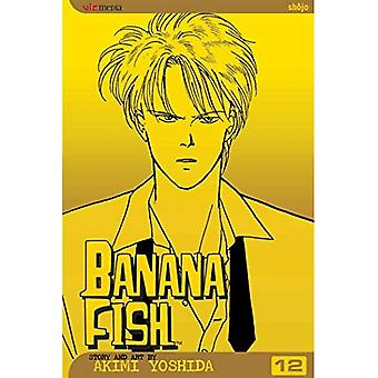 Banana Fish: Volume 12 (Banana Fish)