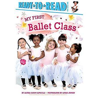 Mi primera clase de Ballet