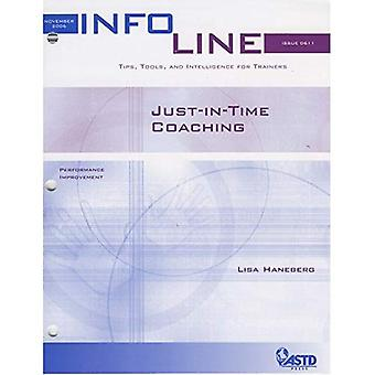 Just-in-time Coaching (Infoline (Numbered))