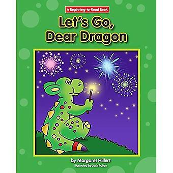 Let's Go, Dear Dragon (Beginning-To-Read)