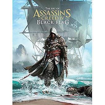 El arte de Creed de Assassins IV - bandera negra (Assassins Creed)