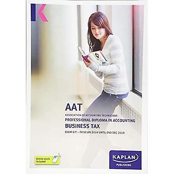 BUSINESS TAX (FA18) - EXAM� KIT
