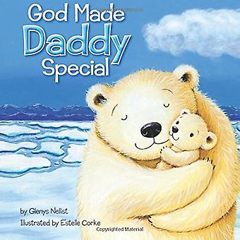 Dieu fait papa spécial [cartonné]