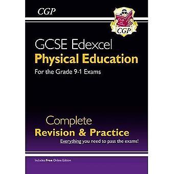 Ny klass 9-1 GCSE fysisk fostran Edexcel komplett revidering & praxis (med nätupplagan)