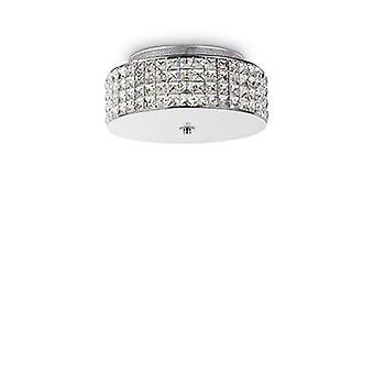 Ideal Lux - Roma Small Flush Ceiling Light IDL093093