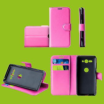 For Samsung Galaxy S10 plus G975F 6.4 inch Pocket wallet faux leather pink protective sleeve case cover pouch new accessories