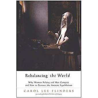 Återställa balansen i världen av Flinders & Carol L.