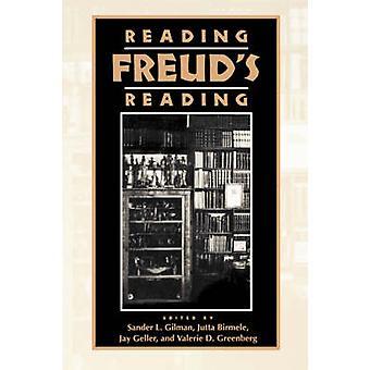 Reading Freuds Reading by Ilan & Amitzur