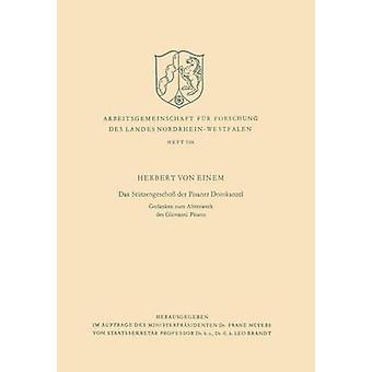 Das Sttzengescho der Pisaner Domkanzel  Gedanken zum Alterswerk des Giovanni Pisano by Einem & Herbert von