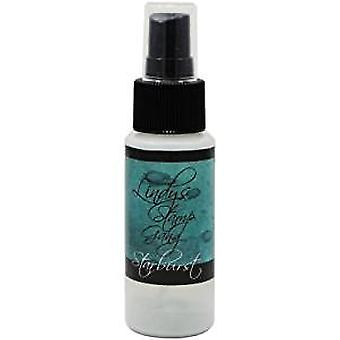 Lindy's Stamp Gang Tainted Love Teal Starburst Spray (ss-015)