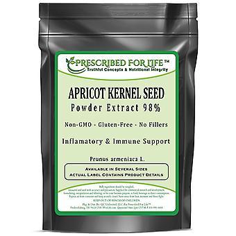 Apricot Kernel Seed - Powder Extract 98% (Prunus armeniaca L.)