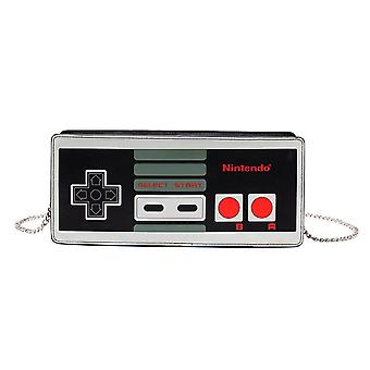 Nintendo Entertainment System Controller Handtasche